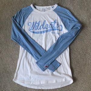 Villanova University Wildcats shirt small